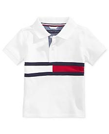 Tommy Hilfiger Baby Boys Flag Polo Shirt