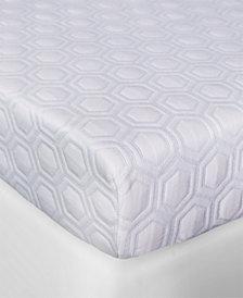 "SensorGel® Luxury iCOOL 4.5"" Gel-Infused Memory Foam Queen Mattress Topper"