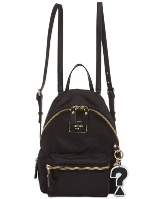 Guess Cool School Small Leeza Backpack Handbags