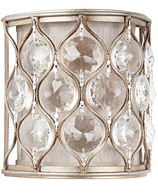 Lucia Crystal Wall Sconce