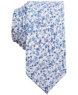 bar iii s dandy floral tie only at macy s ties