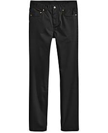 Alexander Stretch Twill Pants, Big Boys, Created for Macy's