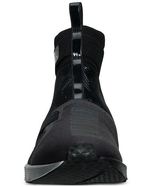 0130921c4079c8 Puma Women s Fierce Strap Swan Casual Sneakers from Finish Line ...