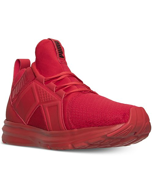 Puma Men's Enzo Casual Sneakers from Finish Line