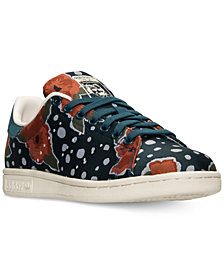 adidas Women's Stan Smith Casual Sneakers from Finish Line
