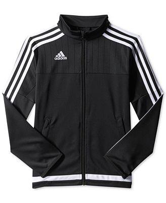 adidas Originals Tiro Warm-Up Jacket, Big Boys