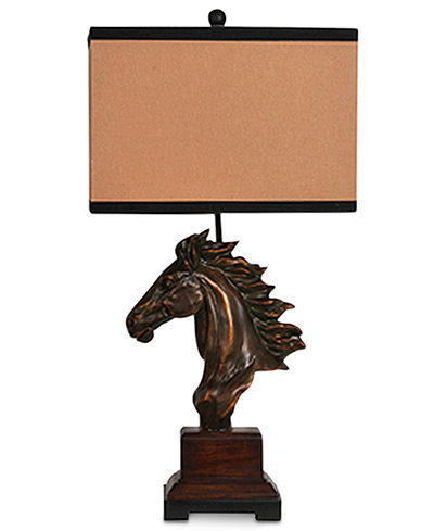 Crestview Running Free Table Lamp