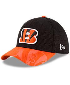 New Era Cincinnati Bengals Sideline 39THIRTY Cap