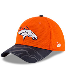 New Era Denver Broncos Sideline 39THIRTY Cap