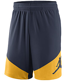 Nike Men's Michigan Wolverines New Classic Shorts