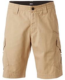 Men's Slambozo Classic-Fit Cotton Cargo Shorts