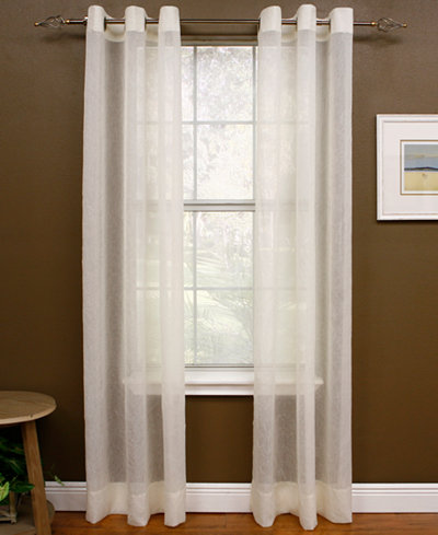 Long Curtains 92 inch long curtains : Sheers Sheers - Macy's