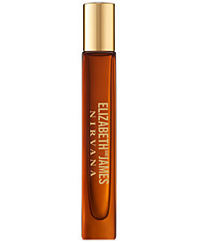 Elizabeth and James Nirvana Bourbon Eau de Parfum Rollerball, 0.34 oz