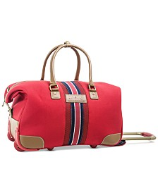 CLOSEOUT! Tommy Hilfiger Freeport Rolling City Bag, Created for Macy's