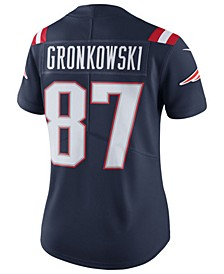 Women's Rob Gronkowski New England Patriots Color Rush Limited Jersey