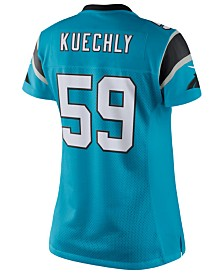 Nike Women's Luke Kuechly Carolina Panthers Color Rush Limited Jersey