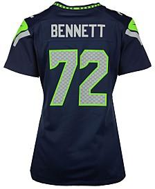 Nike Women's Michael Bennett Seattle Seahawks Game Jersey