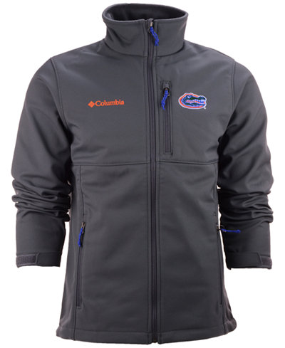 Columbia Men's Florida Gators Ascender Softshell Jacket
