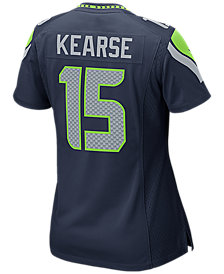 Nike Women's Jermaine Kearse Seattle Seahawks Game Jersey