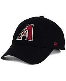 '47 Brand Arizona Diamondbacks MLB On Field Replica MVP Cap