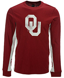 G-III Sports Men's Oklahoma Sooners Hail Mary Long Sleeve T-Shirt