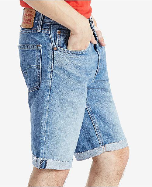 023a7ca9a3 Levi's 511 Men's Slim Cutoff Shorts & Reviews - Shorts - Men - Macy's