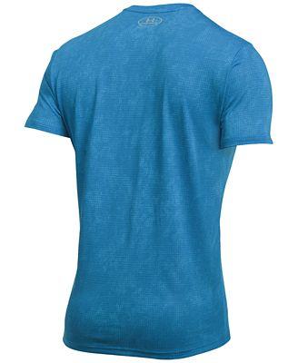 Under Armour Men S Streaker Threadborne T Shirt T Shirts Men