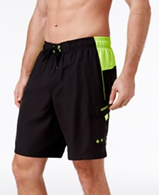 "Speedo Men's Marina Sport VaporPLUS 9"" Swim Trunks"