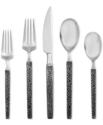Argent Orf�vres Tuscany 18/10 5-Piece Place Setting