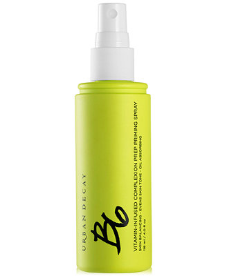 B6 Vitamin Infused Complexion Prep Priming Spray by Urban Decay