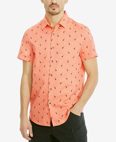 Yellow Mens Casual Button Down Shirts & Sports Shirts - Macy's