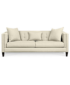 "Braylei 88"" Fabric Sofa - Custom Colors, Created for Macy's"