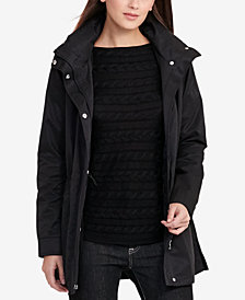 Lauren Ralph Lauren Hooded Anorak Jacket
