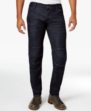 G-Star X Macy's Men's 5620 Deconstructed 3D Slim-Fit Stretch Jeans 4413845