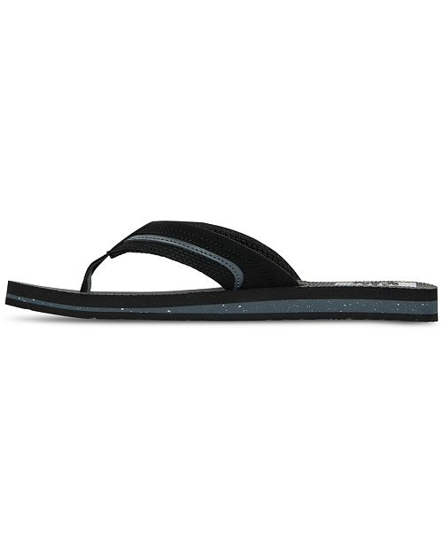1b2dc83ba28 New Balance Men s Brighton Thong Flip Flop Sandals from Finish Line ...