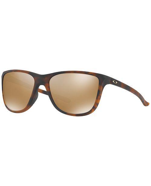 30db9c5745 Oakley Polarized Reverie Sunglasses
