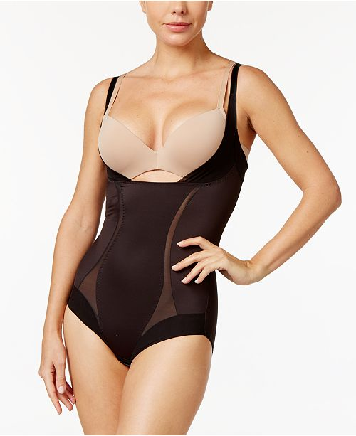 09e6d1263ae59 ... Maidenform Women s Firm Foundations Torsette Body Shaper ...