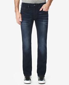 Buffalo David Bitton Men's Six-X Straight-Fit Stretch Jeans