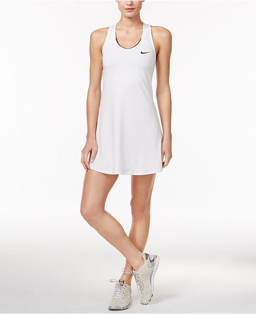 d3f2b70c9a8 Nike Court Racerback Pure Tennis Dress   Reviews - Dresses ...