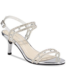 Caparros Happy Embellished Strappy Evening Sandals
