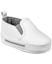a7c95b054b3 First Impressions Baby Boys Hi Bye Slip-On Shoes