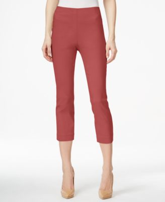 Image of Style & Co Petite Pull-On Capri Pants, Only At Macy's