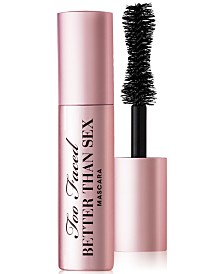 Get a sample of America's #1 Better than Sex Mascara with any $60 Too Faced Purchase