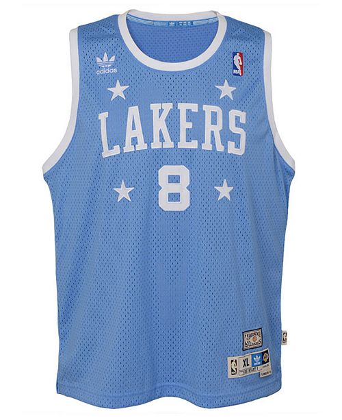 c086c5d61 adidas Kobe Bryant Los Angeles Lakers Retired Player Swingman Jersey ...