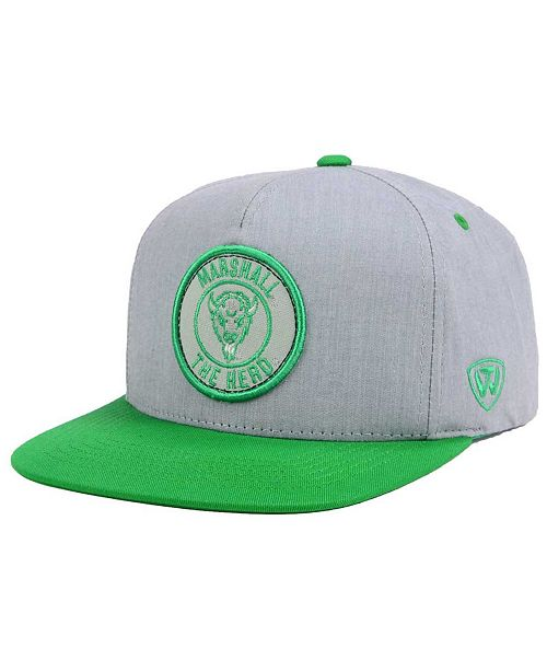 quality design 6cc73 eeab0 Top of the World. Marshall Thundering Herd Illin Snapback Cap. Be the first  to Write a Review. main image  main image ...