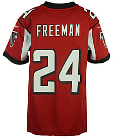 Nike Devonta Freeman Atlanta Falcons Game Jersey, Big Boys (8-20)