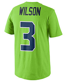 Nike Russell Wilson Seattle Seahawks Pride Name and Number T-Shirt, Big Boys (8-20)