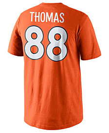 Nike Demaryius Thomas Denver Broncos Pride Name and Number T-Shirt, Big Boys (8-20)