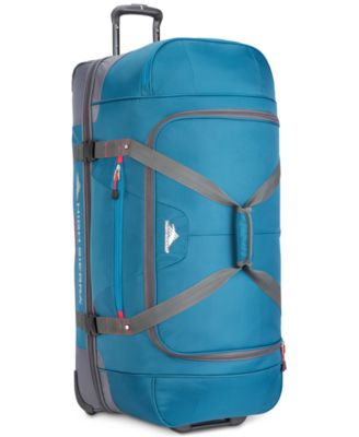 """Decatur 34"""" Drop-Bottom Wheeled Duffel, Created for Macy's"""