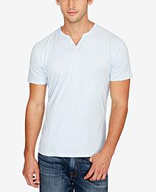 Lucky Brand Men's Sunkist Henley Cotton T-Shirt